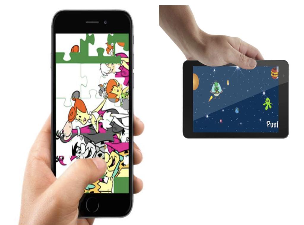 Riabilitazione della mano con giochi interattivi