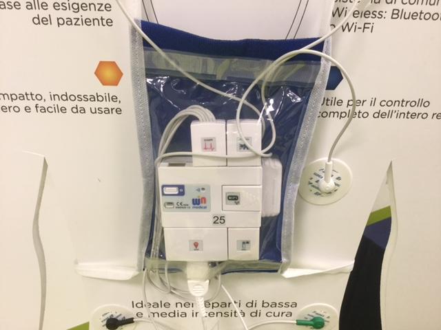 Win@Hospital, il sistema italiano di monitoraggio del paziente