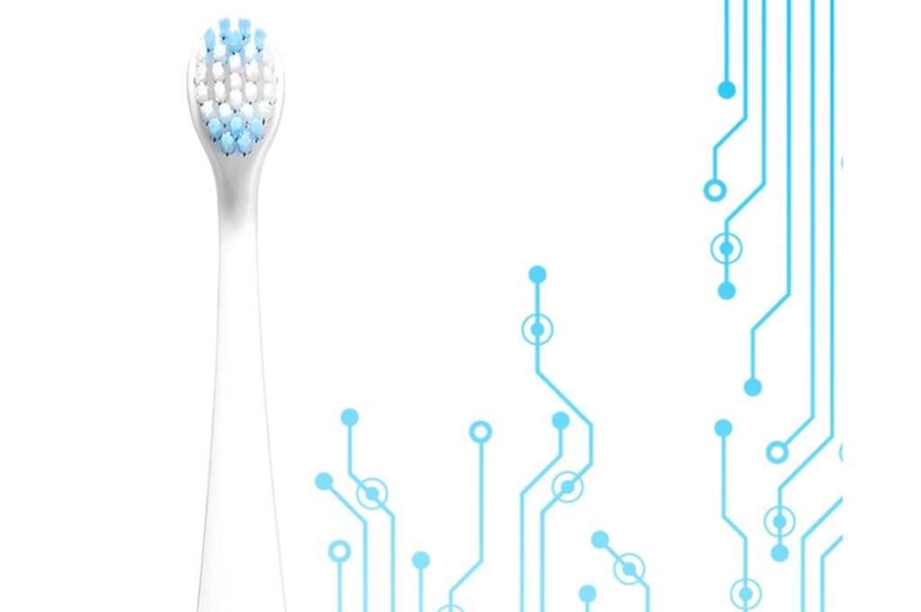 L'intelligenza artificiale entra nello spazzolino da denti