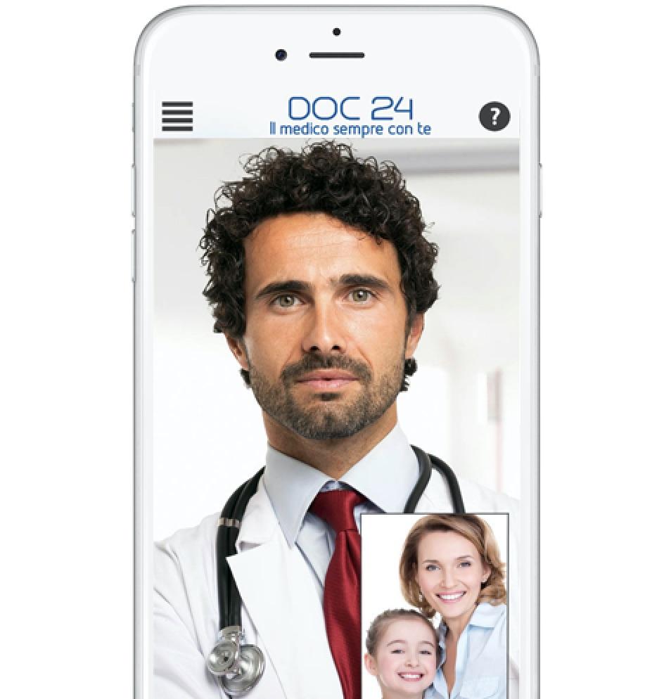 Doc 24, app per il controllo costante del paziente con mieloma multiplo