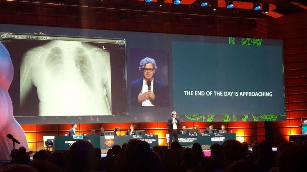 Medici e intelligenza artificiale, radiologi a confronto
