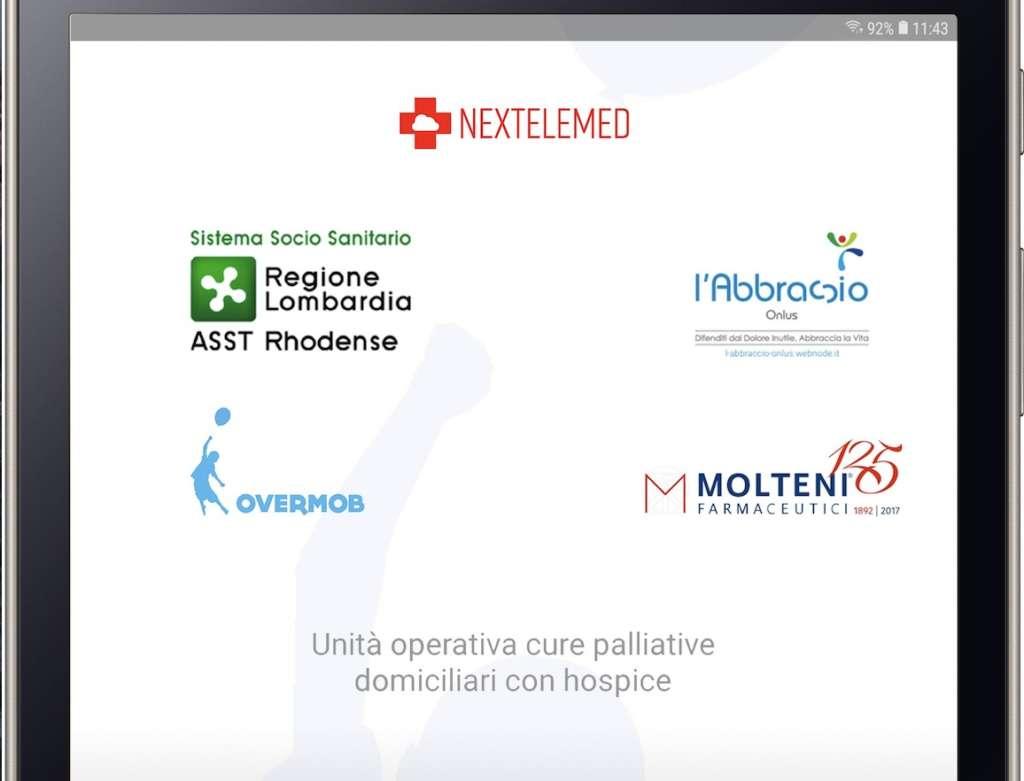Una app per controllare il dolore dei pazienti oncologici