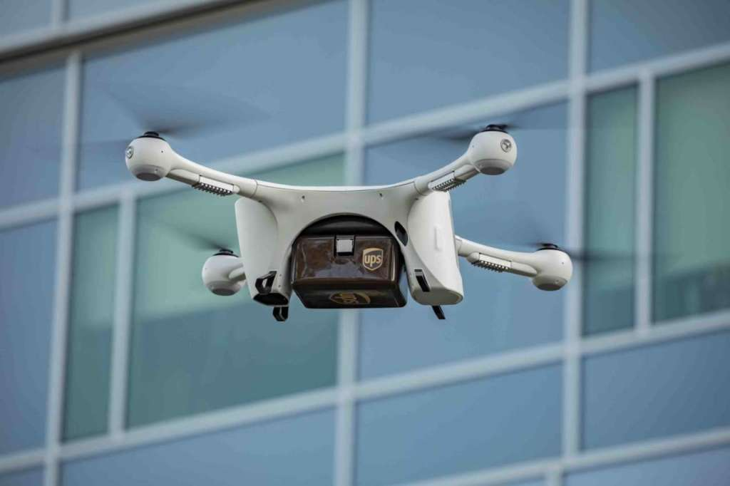 L'impiego dei droni in sanità è destinato a crescere