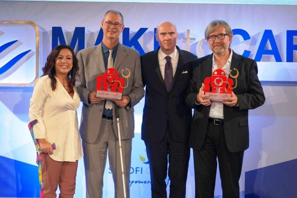 LETIsmart e Tourist Eyes vincono la quarta edizione di Make to Care