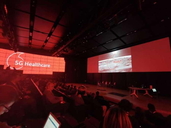 vodafone 5g healthcare