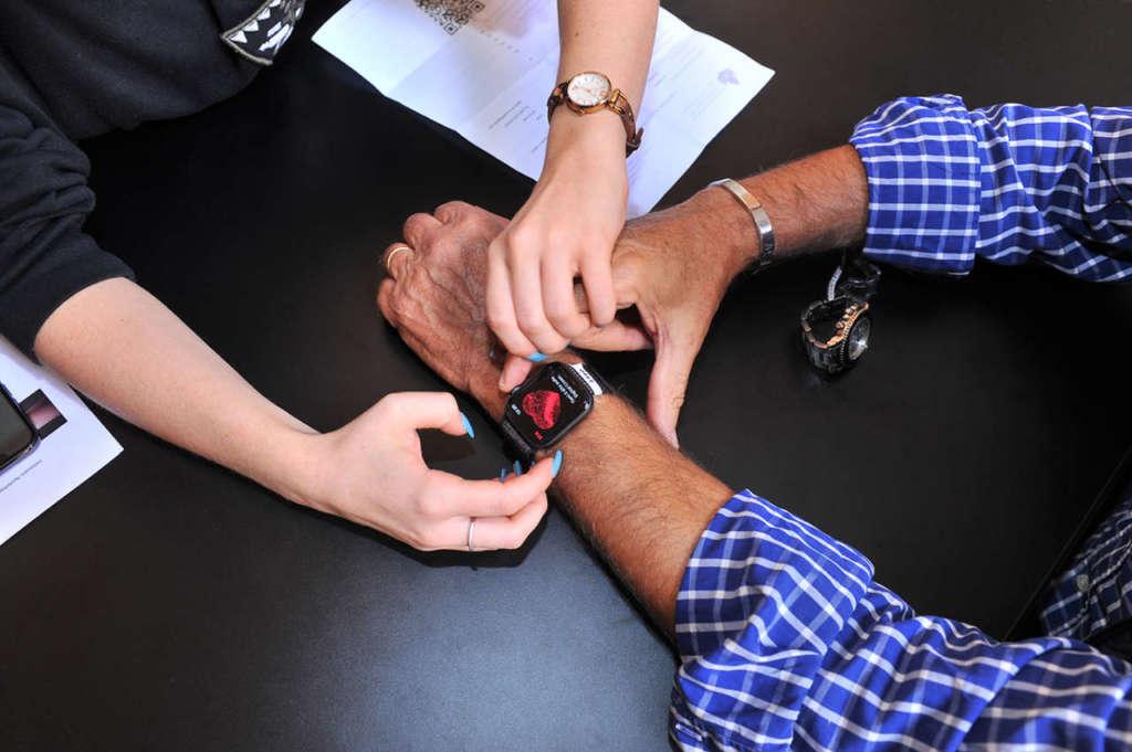 Apple Watch per prevenire la fibrillazione atriale in Italia