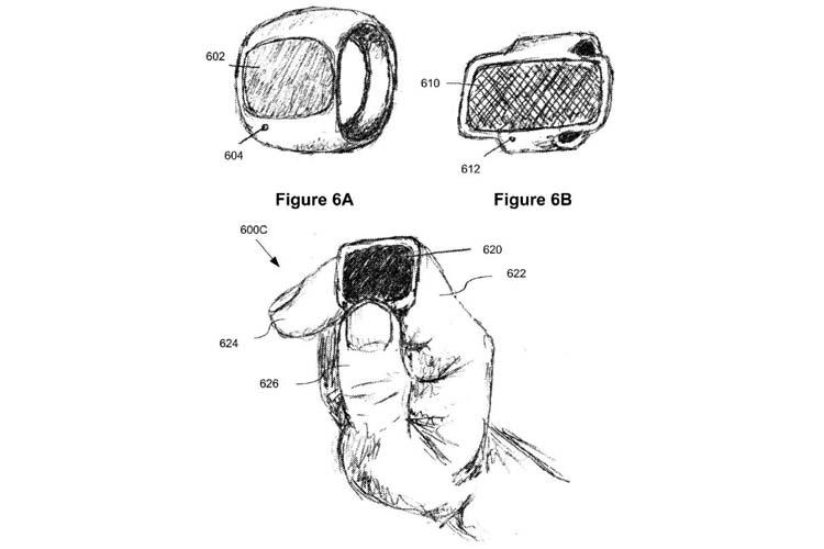 Nel futuro Apple si avvicina il momento dello smartring