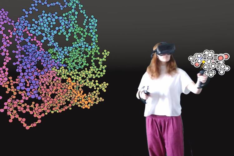 Dalla realtà virtuale un aiuto in più nella ricerca dei medicinali