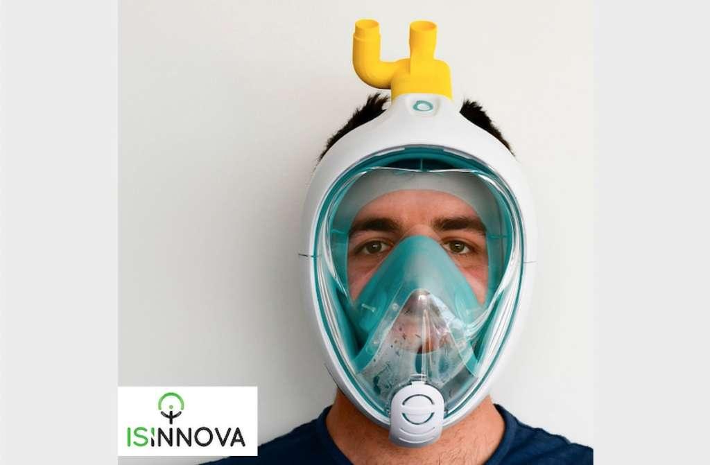 Covid-19, stampa 3D industriale di valvole per maschere
