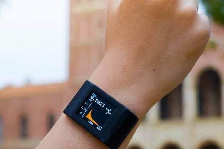 Una pellicola smart per la nuova generazione di smartwatch