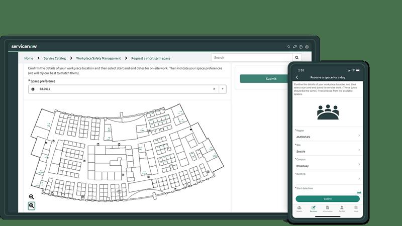 Contact tracing nelle aziende, nuova app di Servicenow