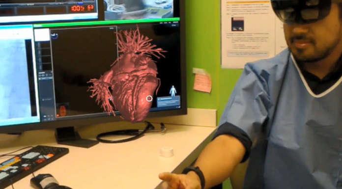 Cardiochirurgia con realtà mista, i passi avanti