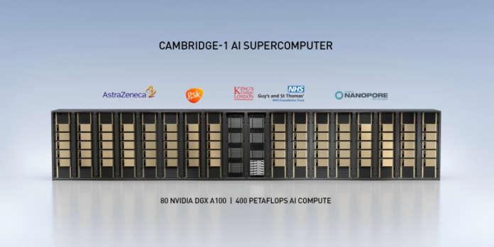 nvidia supercomputer