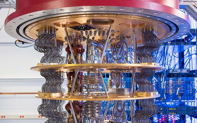 quantum computing Boehringer e Google partner
