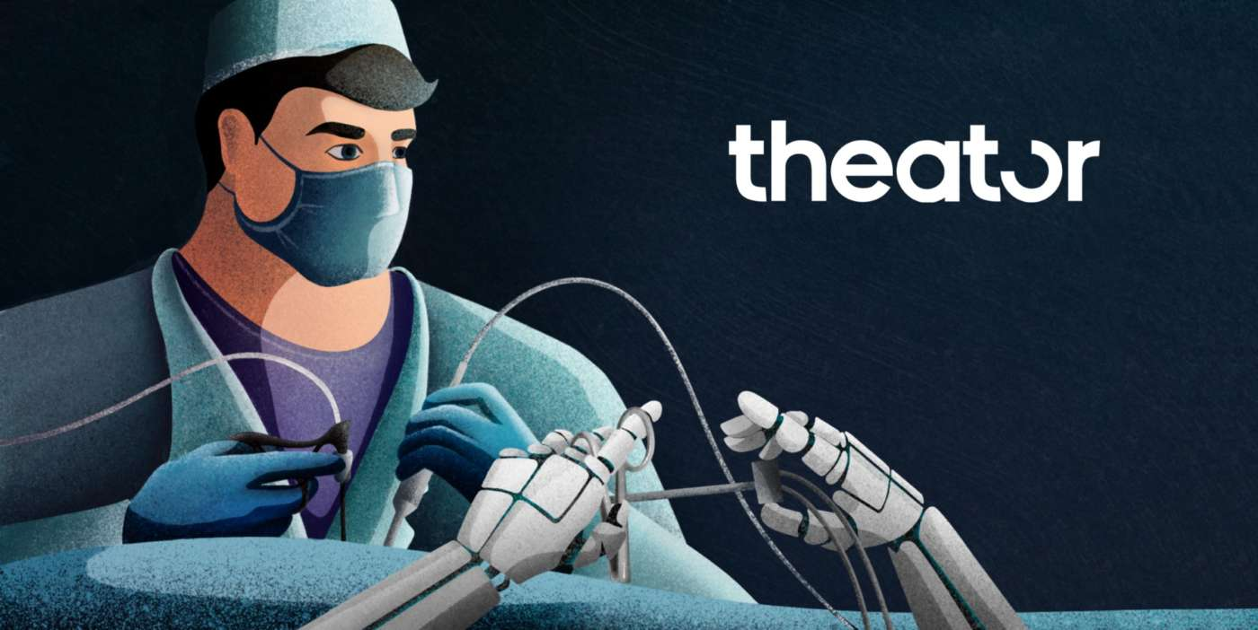 Chirurgia autonoma Theator Nvidia