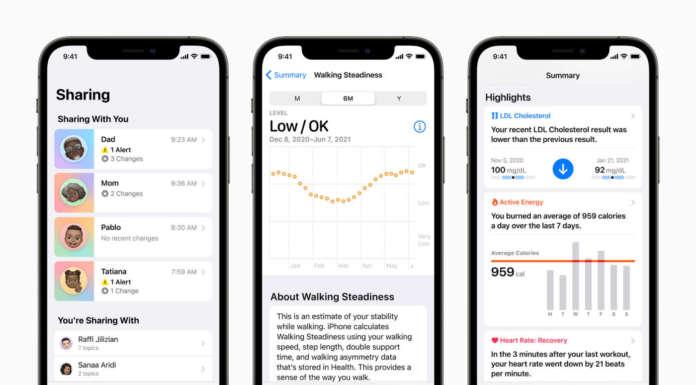 Come Apple migliorerà la gestione della salute con iPhone e Watch
